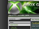 Gamers Website Design