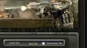 War Zone forum skin