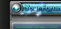 Talk Games forum skin