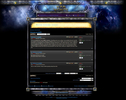 Dark Elves phpBB skin