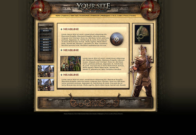 Vanguard Interface