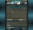 Battlefield Forum Skin