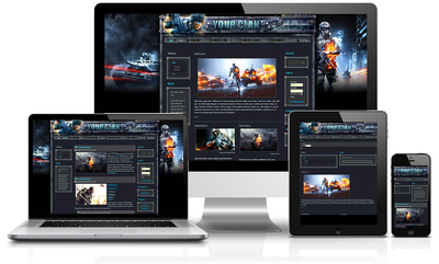Army Wordpress Theme
