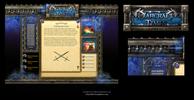 Fantasy Gamesite Interface