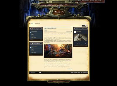 Darkness Forum Skin vB4