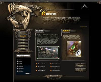 Browser Game Design