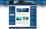 Bright Fantasy Joomla Template