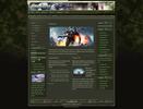Warzone Green Joomla Template