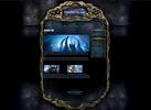 Zerg Alien Wordpress Theme