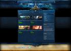Craft Fantasy Wordpress Theme