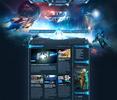 SciFi StarCitizen Game Template