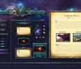 Smaug Fantasy UI Template