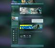 Esport Game Wordpress Theme