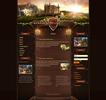 Castle Land Wordpress Theme
