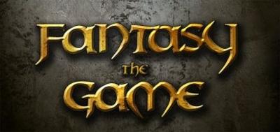Fantasy game logo