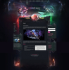 Warriors Storm HTML Template