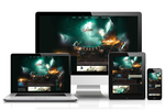 Magic Mine Joomla Template
