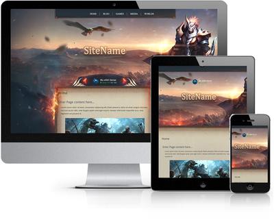 Raven Wordpress Theme