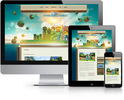 MineCraft Realm Wordpress Theme
