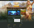 MMO Club HTML Template