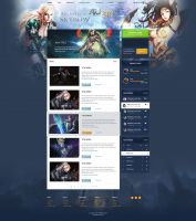 Mu Online Skybow Template