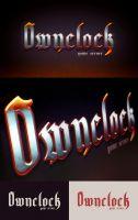 OwnClock Game Logo