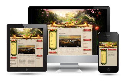 Asian Worlds Wordpress Theme