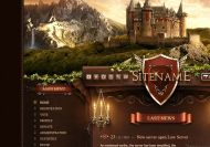 Castle Land Website Template