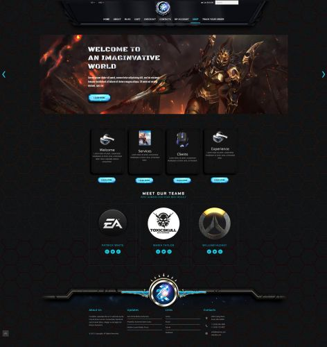Game Web Shop