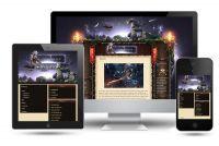 Lost Worlds Wordpress Theme