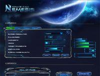 Space War Game UI Template
