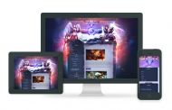 Awake Gaming Wordpress Theme