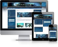 Bright Fantasy Wordpress Theme