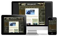 Camo Game Wordpress Theme