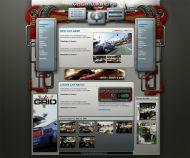Racing Web Interface