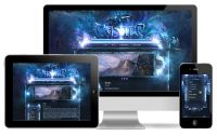 Castle Game HTML Template
