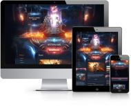 Catacomb Wordpress Template