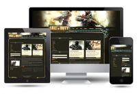 COD Gaming Wordpress Theme