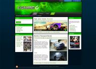 Egamers Wordpress Theme