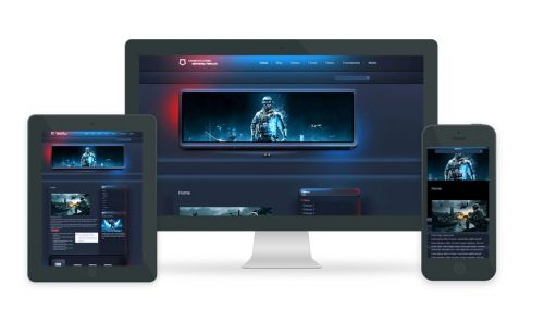 Esport Gaming Wordpress Theme