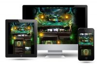 Forest Joomla Template