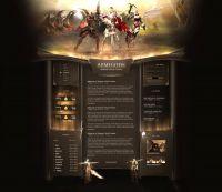 Gods Gamesite Template