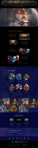 Immortal Wordpress Theme