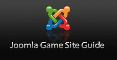Joomla Game Site Guide