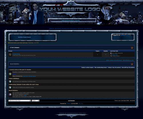 Mafia Forum Skin Fluid