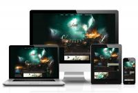 Magic Mine Wordpress Theme