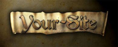 Medieval Game Logo