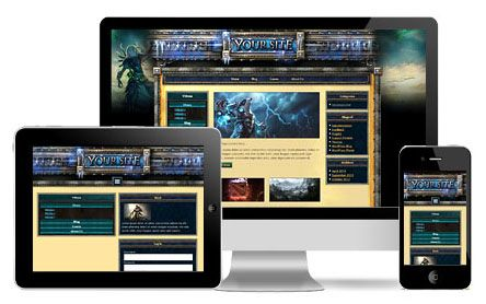 Medieval Wordpress Theme