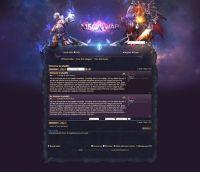 Mega War Gaming Forum Skin