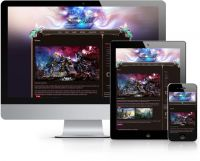 Perfect Fantasy Wordpress Template